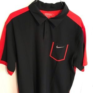 Nike Dri-Fit Golf Polo.